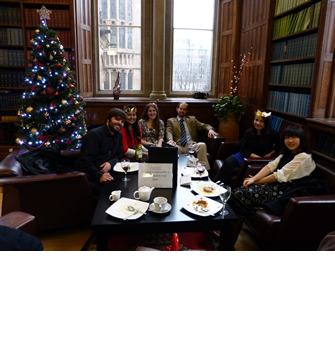 Christmas lunch 2012.